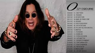 Ozzy Osbourne Greatest Hits || Ozzy Osbourne Greatest Hits Playlist