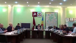 Заседание Совета депутатов МО Ясенево 17/09/2013