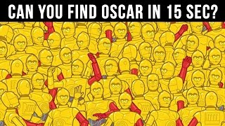 Can You Find the Odd Object Out in These Pictures?