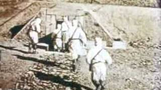 Working in a Radiological Contaminated Area 1966 Chinese Atomic Test