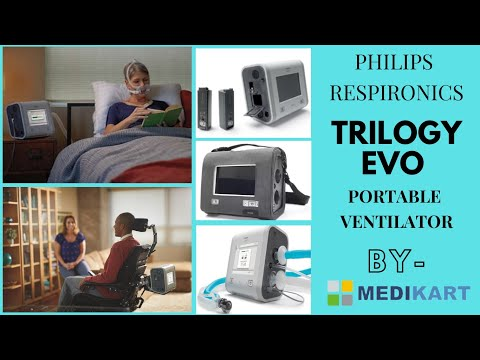 Philips Respironics Trilogy EVO Ventilator
