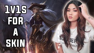 1v1s For A Skin | League Of Legends