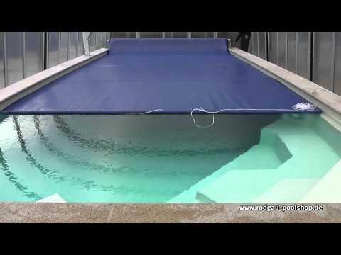 Solarfolie GeoBubble 400 my blau/schwarz