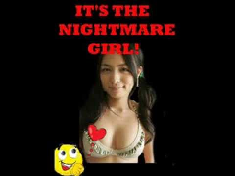 The Nightmare Girl v1
