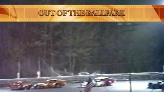 Speedbowl Doc Shorts – Potter Flies out of the Track