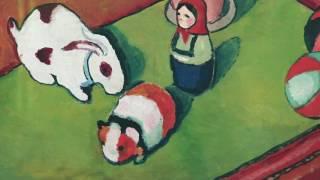 August Macke - Kandinsky, Marc & Der Blaue Reiter