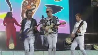 Duran Duran - Pressure Off, Live (ft. Ben Hudson)