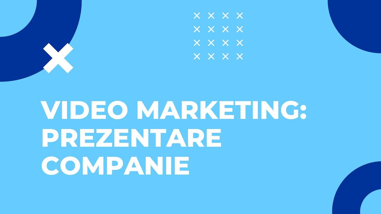Video Marketing - Film de prezentare pentru Kronsoft