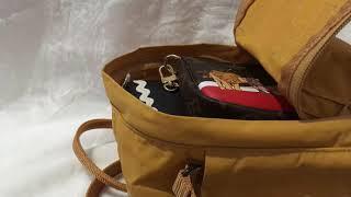 Fjallraven Kanken sling review/WIMB