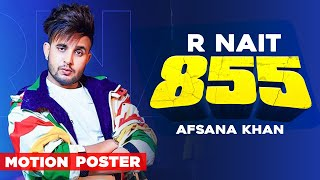 855 (Motion Poster) | R Nait | Afsana Khan | The Kidd | Latest Punjabi Teasers 2020 | Speed Records