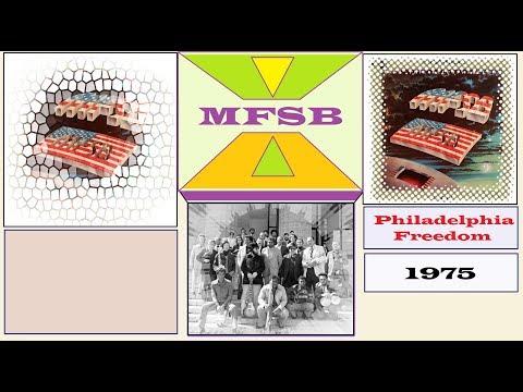 MFSB - The Zip {Philadelphia Freedom 1975 N  11}