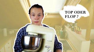 Review zur Klarstein Küchenmaschine Bella Morena (Bella Rosa)