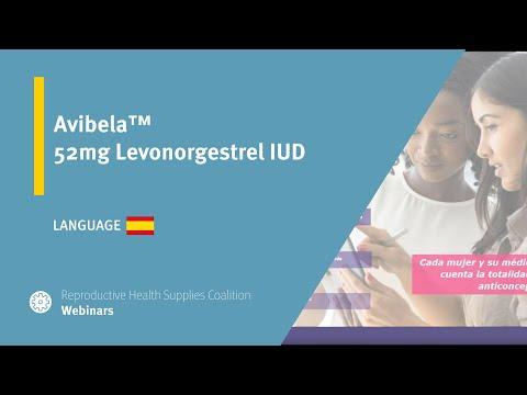 Avibela™ - 52mg Levonorgestrel IUD