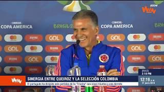 Queiroz Y Una Relación Con La Selección Colombia Que Se Afianza Cada Día Más