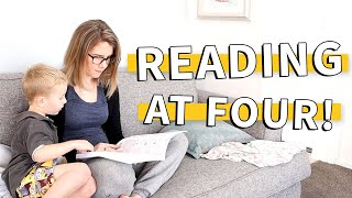HOW I TAUGHT MY CHILD TO READ | Tips for teaching your child to read