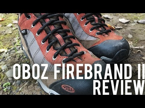 BEST SHOE EVER? OBOZ Firebrand II – SHOE REVIEW