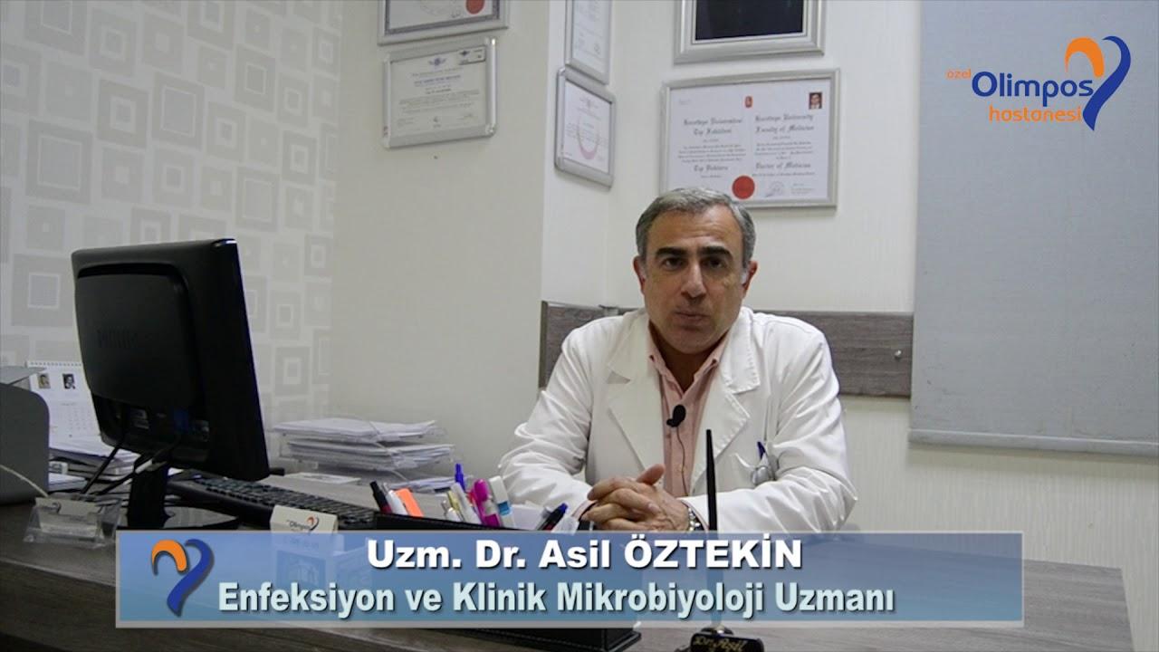 Uzm. Dr. Asil Öztekin - Grip ve Soğuk Algınlığı