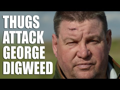 Thugs Attack George Digweed
