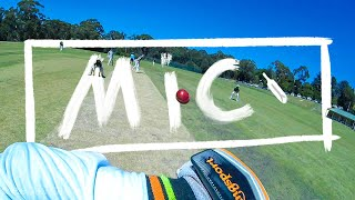 GoPro Cricket Mic - The Greatest (and Poorest?) of GoPro Mic while Batting ||P'sCTV19||