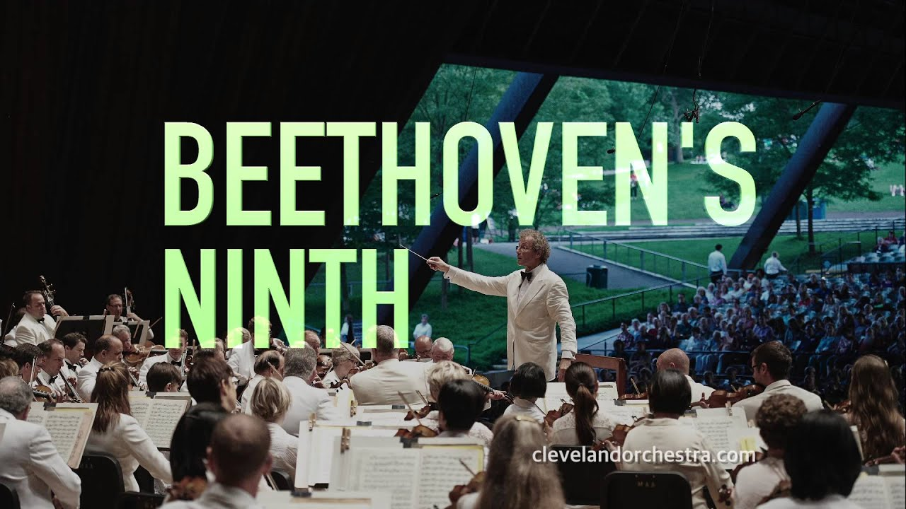 The Cleveland Orchestra - 2015 Blossom Music Festival TV Spot