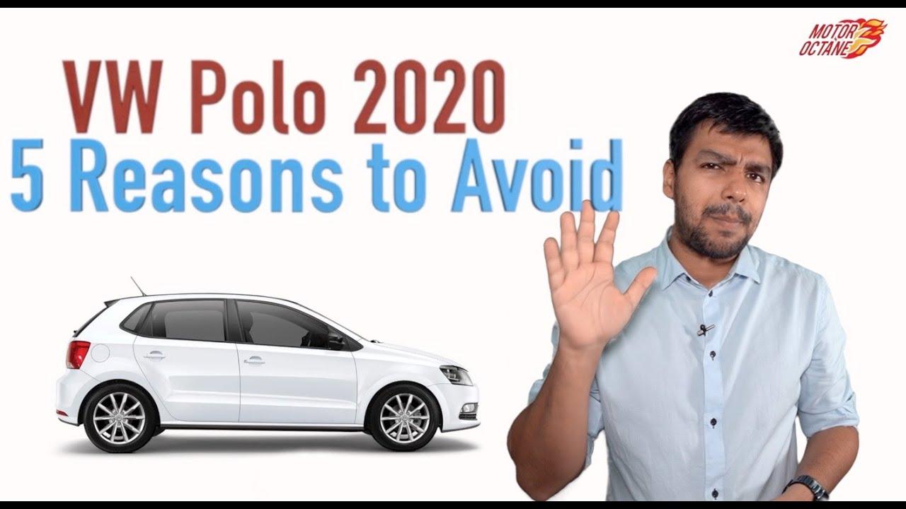 Motoroctane Youtube Video - VW Polo - 5 Reasons to AVOID