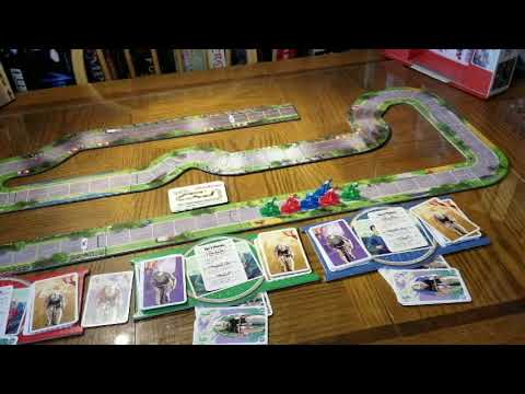 Hair Brained Games Review: Flamme Rouge