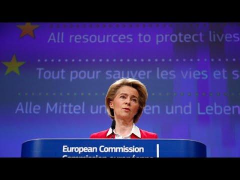 Φον ντερ Λάιεν: Ο επόμενος προϋπολογισμός μας να είναι το νέο Σχέδιο Μάρσαλ…