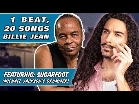 1 Beat, 20 Songs - Billie Jean Feat. @Jonathan Sugarfoot Moffett (Michael Jackson's Drummer)