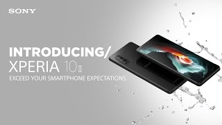 YouTube Video BblRCFmInrk for Product Sony Xperia 10 II Smartphone by Company Sony Electronics in Industry Smartphones