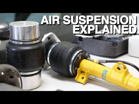5 Reasons Why Air Suspension Is A Good Idea - Road 2 SEMA Presented By CTEK