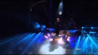 Susan Boyle DWTS Unchained Melody