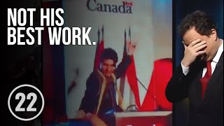 Justin Trudeau's trip to India was a disaster | 22 Minutes