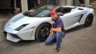 Lambo Delivered To My House Today!!!