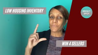 Why Low Inventory is A Win for Sellers