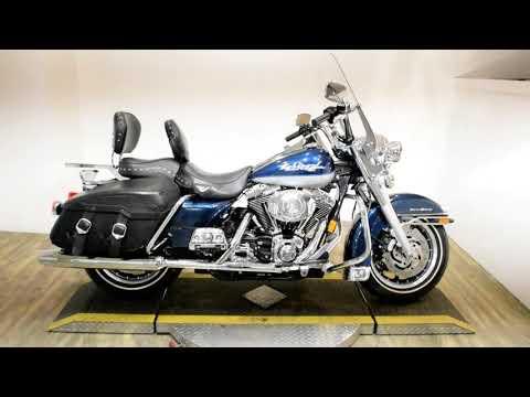 2002 Harley-Davidson FLHR/FLHRI Road King® in Wauconda, Illinois - Video 1