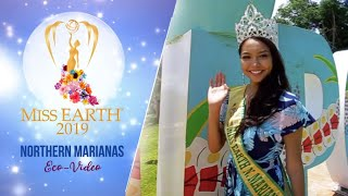 Leisha Deleon Guerrero Miss Earth Northern Mariana Islands 2019 Eco Video