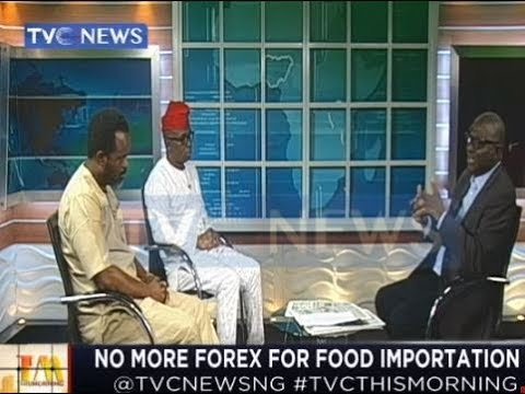 No More Forex for food importation-President Buhari to CBN