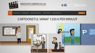Animatievideo laten maken, kosten animatievideo
