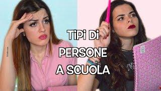 TIPI DI PERSONE A SCUOLA | Double C Blog