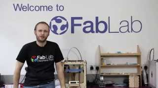 preview picture of video 'Fab Lab Ellesmere Port'