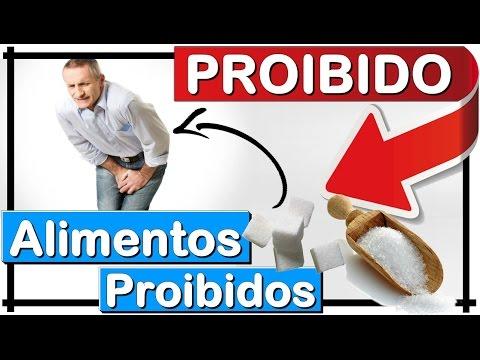 Prostatite aumento da bilirrubina