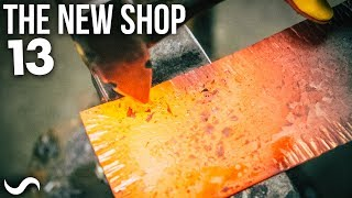 FORGING AHEAD WITH THE SHOP!!!
