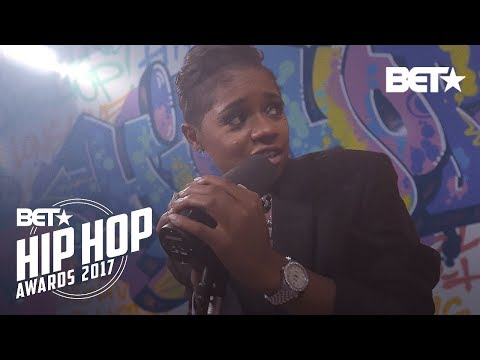 Bre-Z BET Hip Hop Awards 2017 Instabooth Freestyle