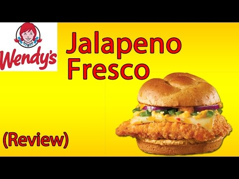 Wendy's Jalapeno Fresco ♦ The Fast Food Review