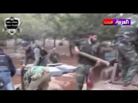الجيش الحر دمر أكثر من 65 مروحية الأشهر الأخيرة