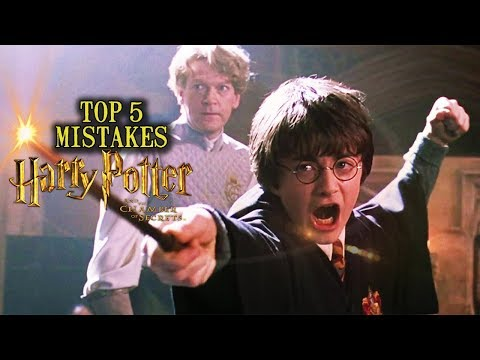 Top 5 Mistakes - Harry Potter and The Chamber of Secrets
