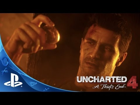 Видео № 1 из игры Uncharted 4: Путь вора (A Thief's End) + Steelbook (Б/У) [PS4]