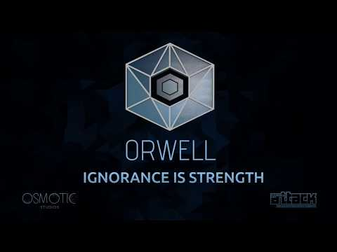 ORWELL: IGNORANCE IS STRENGTH – ANNOUNCE TRAILER thumbnail