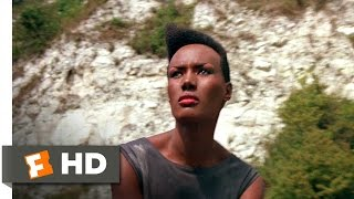 A View to a Kill (8/10) Movie CLIP - May Day's Sacrifice (1985) HD