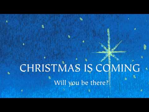 """Jason Gray - """"Christmas Is Coming"""" (Official Lyric Video)"""
